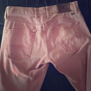 Lucky Brand colored jeans 30 X 32